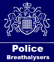 Lion Police Breathalysers