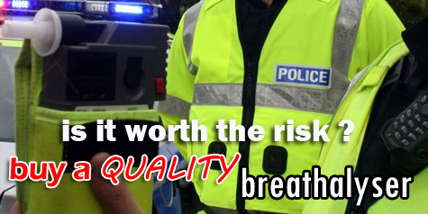 Huge Selection of Quality Breathalyzers